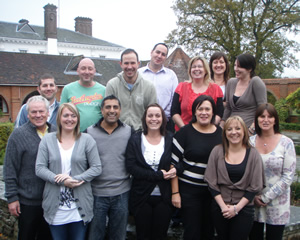 Internal Consultancy Skills course, Surrey, England