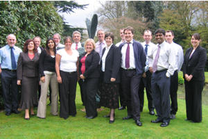 Internal Consulting Skills course, Surrey, England